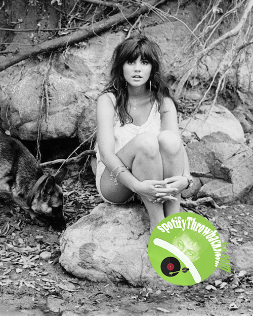 Legendary singer Linda Ronstadt - SpotifyThrowbacks.com