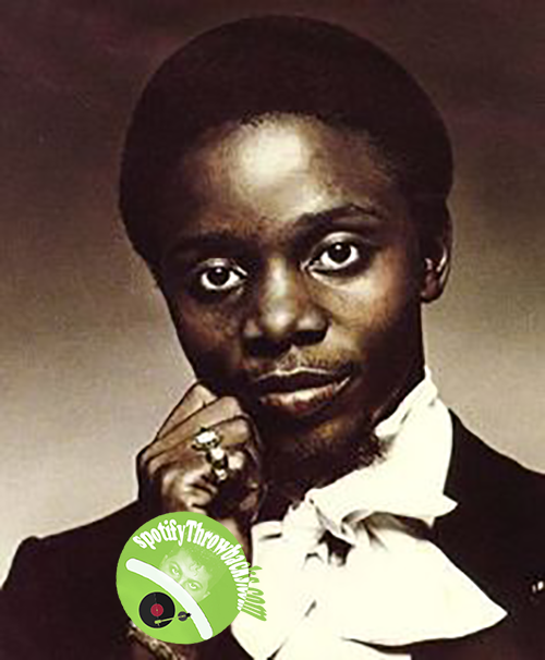 Philip  Bailey of Earth, Wind, & Fire - SpotifyThrowbacks.com