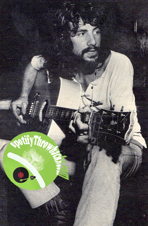 Legendary Cat Stevens - SpotifyThrowbacks.com