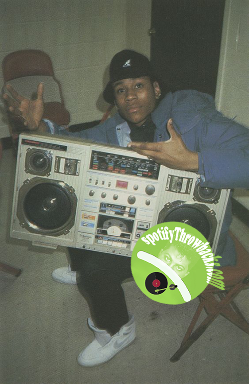 The legendary LL Cool J - SpotifyThrowbacks.com