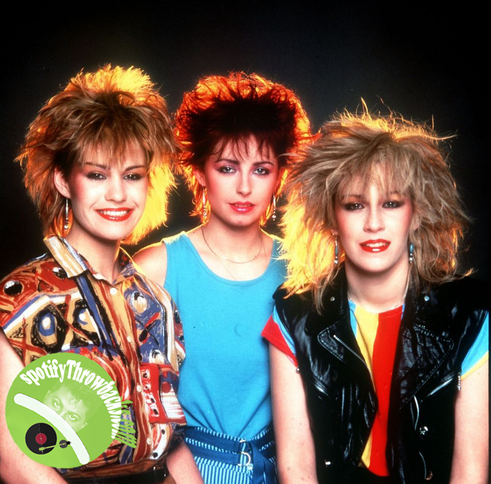 Bananarama - SpotifyThrowbacks.com