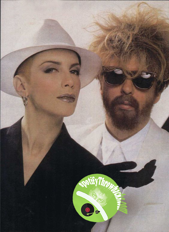 The Eurythmics - SpotifyThrowbacks.com