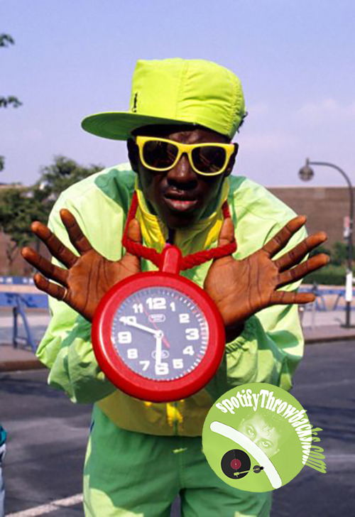 Flavor Flav - SpotifyThrowbacks.com