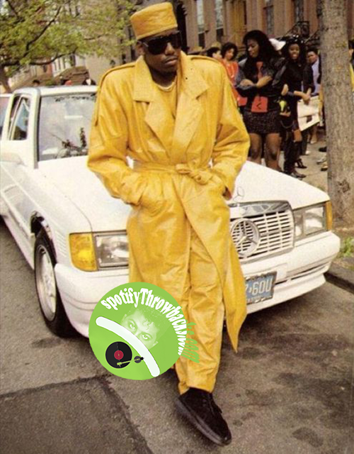 Kool Moe Dee - SpotifyThrowbacks.com