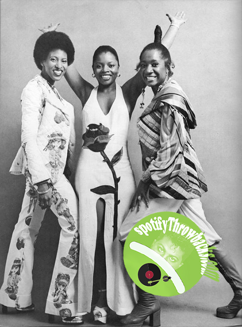 LaBelle - Nona Hendryx, Sarah Dash and Patti LaBelle  - SpotifyThrowbacks.com