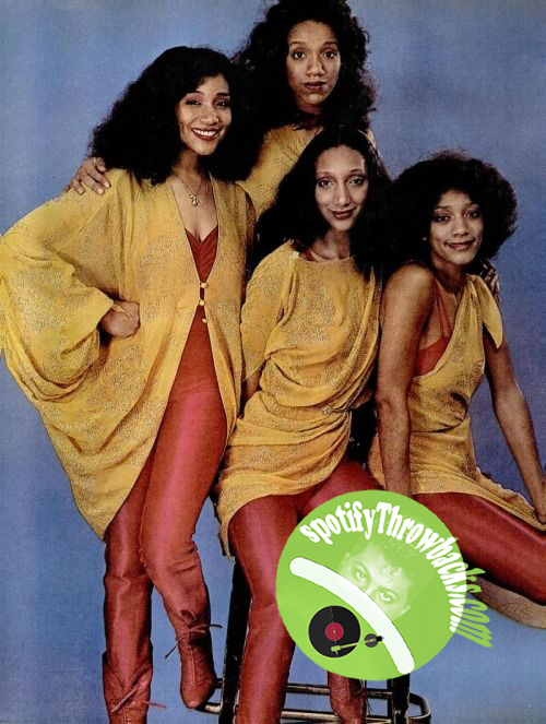 Sister Sledge - SpotifyThrowbacks.com