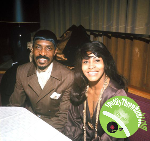 Ike and Tina Turner - SpotifyThrowbacks.com