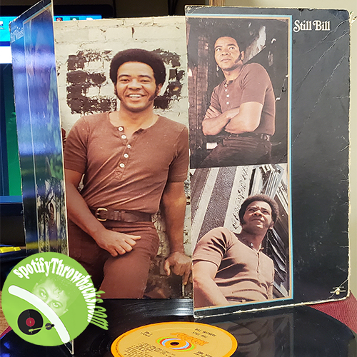 Bill Withers - SpotifyThrowbacks.com