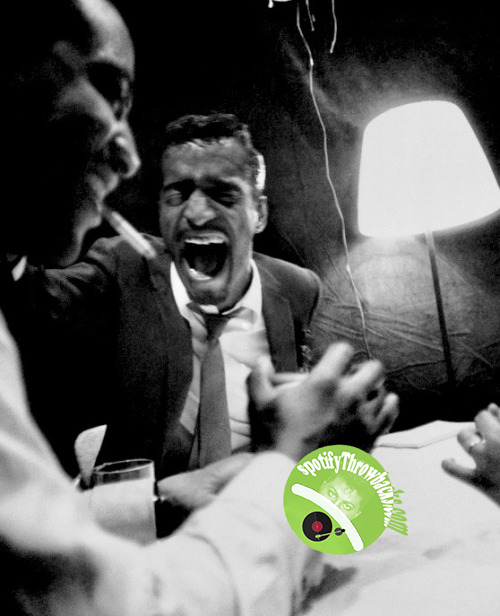 Sammy Davis Jr. - SpotifyThrowbacks.com