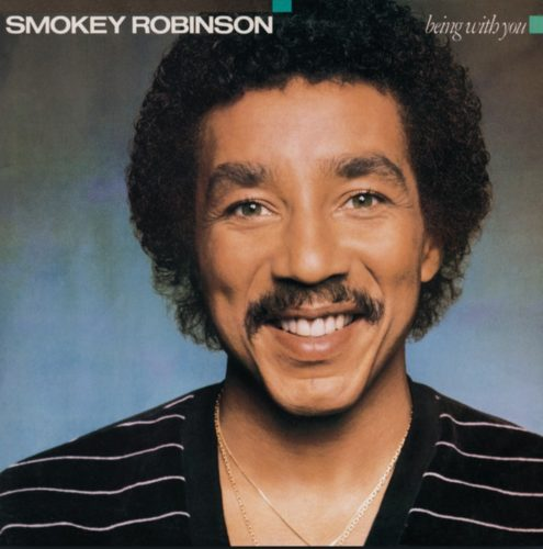 Smokey Robinson - SpotifyThrowbvacks.com