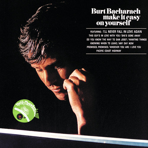 Burt Bacharach - SpotifyThrowbacks.com
