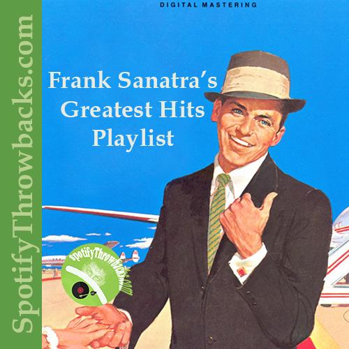 Frank Sanatra - SpotifyThrowbacks.com