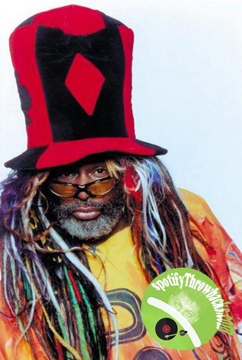 George Clinton - SpotifyThrowbacks.com
