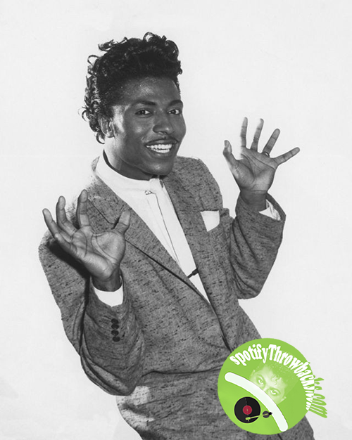 Little Richard - SpotifyThrowbacks.com
