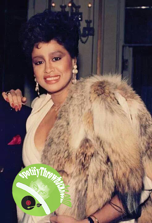 Phyllis Hyman - SpotifyThrowbacks.com