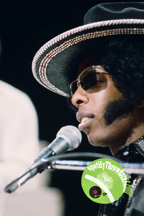Sly Stone - SpotifyThrowbacks.com