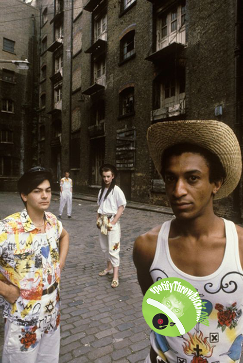 Culture Club - SpotifyThrowbacks.com
