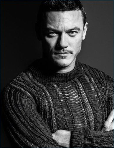 Luke Evans - SpotifyThrowbacks.com
