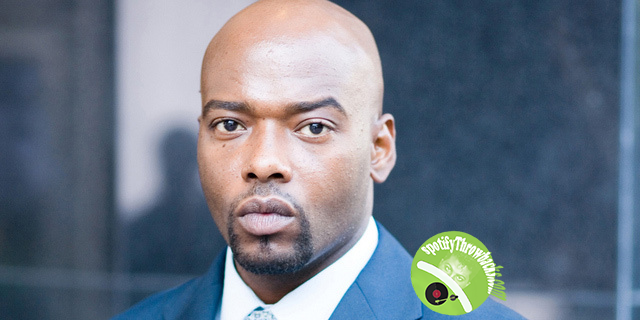 Treach of Public Enemy - SpotifyThrowbacks.com