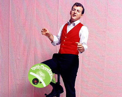 Bobby Darin - SpotifyThrowbacks.com