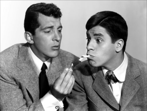 Dean Martin & Jerry Lewis - SpotifyThrowbacks.com