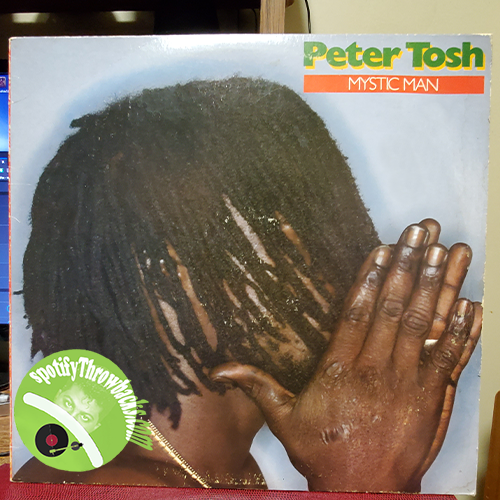 Peter Tosh - SpotifyThrowbacks.com