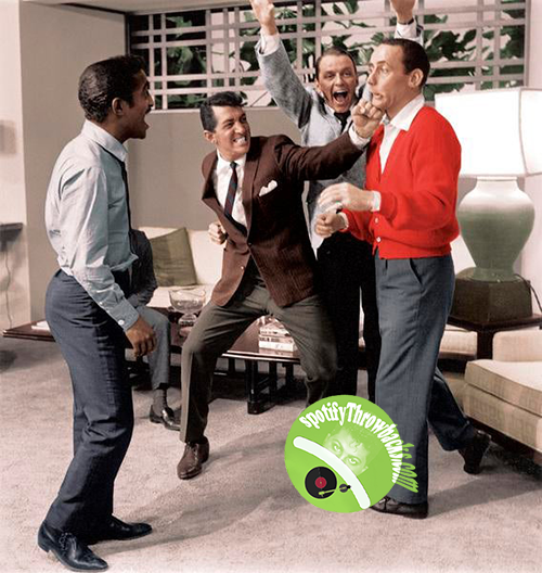 The Rat Pack - SpotifyThrowbacks.com