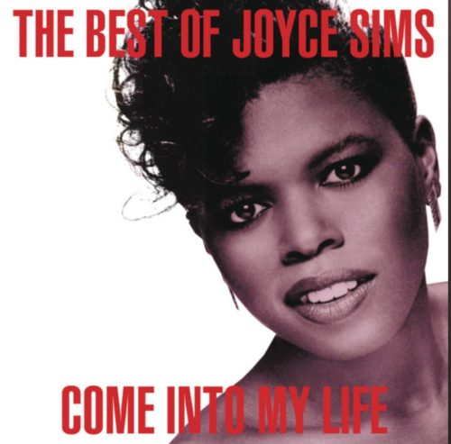 Joyce Sims - SpotifyThrowbacks.com