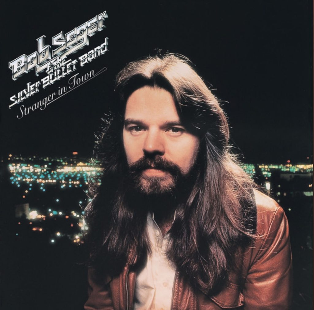 Bob Seger - SpotifyThrowbacks.com