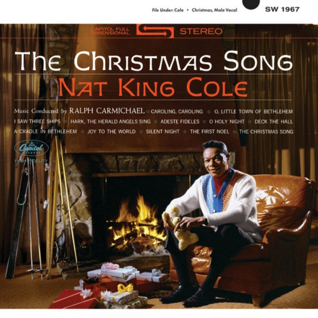 Nat King Cole - SpotifyThrowbacks.com