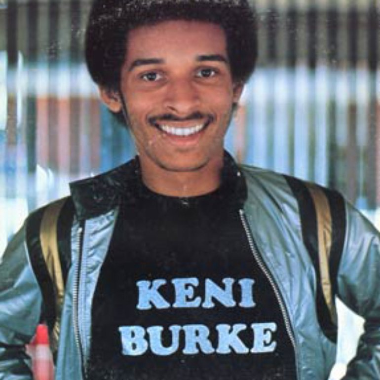 Keni Burke - SpotifyThrowbacks.com