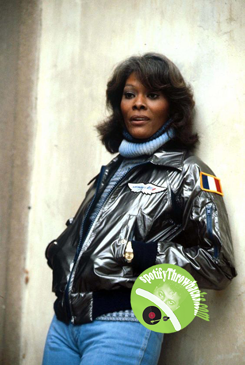 Dionne Warwick - SpotifyThrowbacks.com
