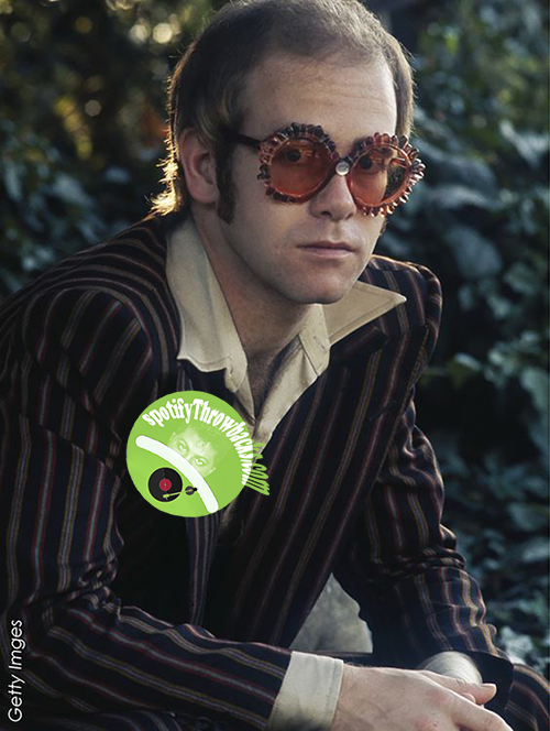 Elton John - SpotifyThrowbacks.com
