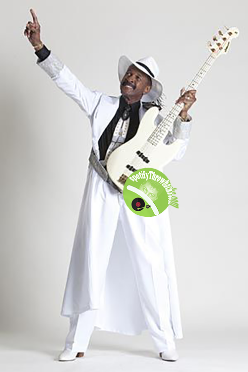 Larry Graham - SpotifyThrowbacks.com