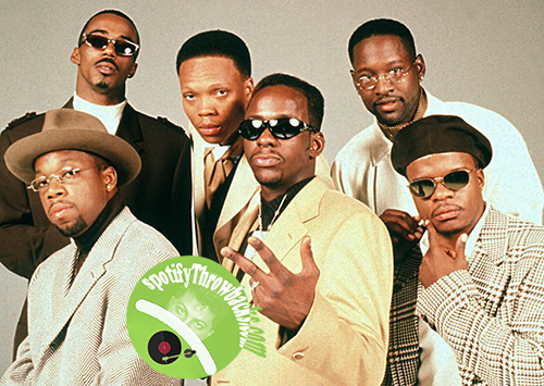 New Edition - SpotifytThrowbacks.com