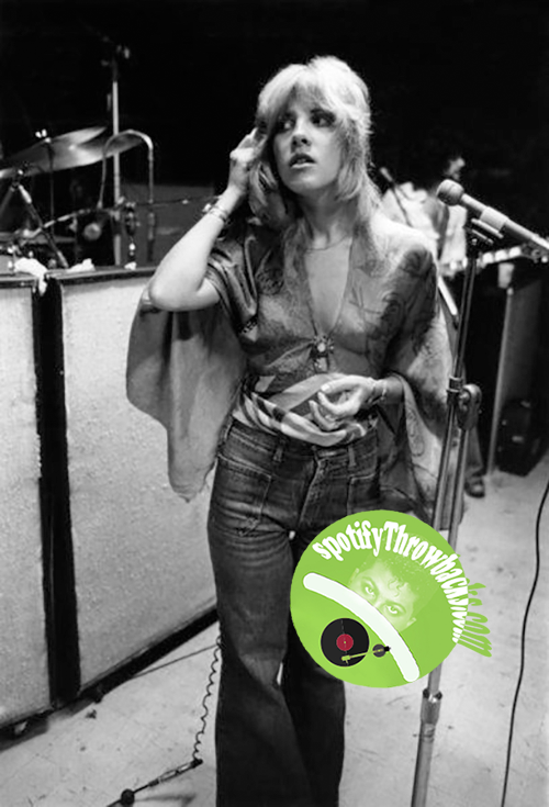 Stevie Nicks - SpotifyThrowbacks.com