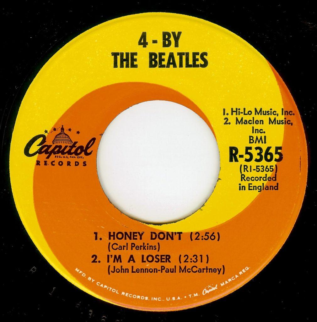 The Beatles - SpotifyThrowbacks.com