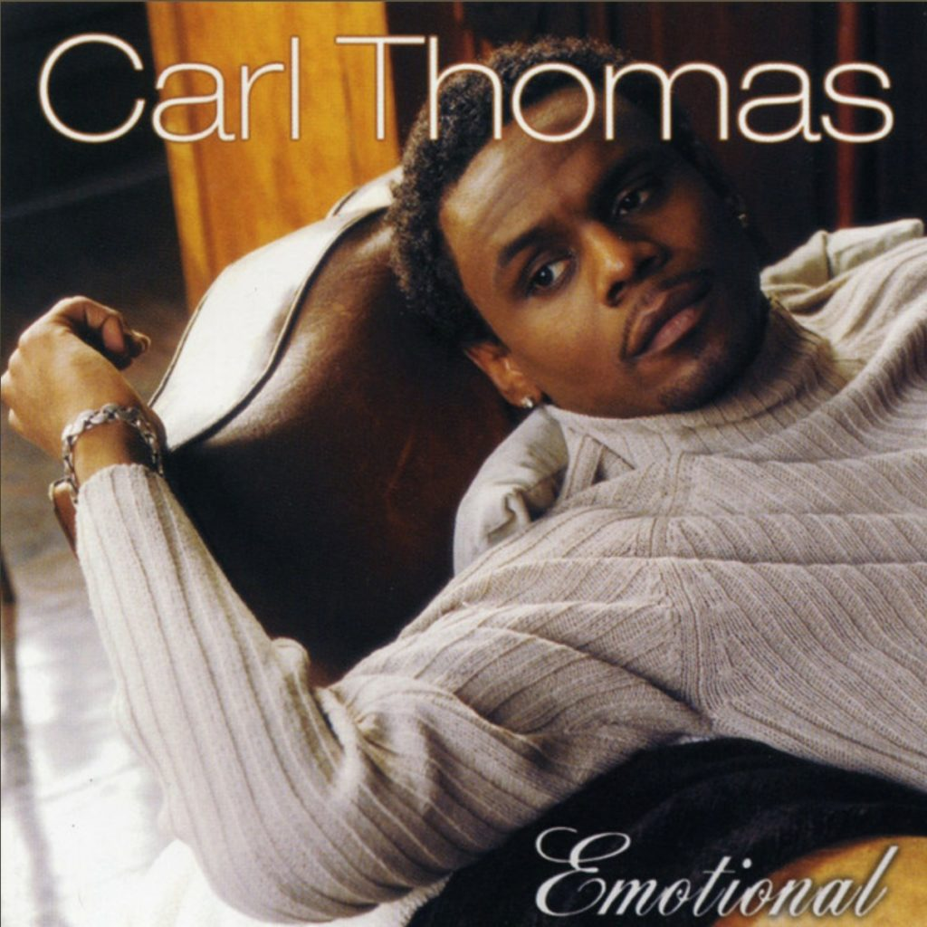 Carl Thomas - SpotifyThrowbacks.com