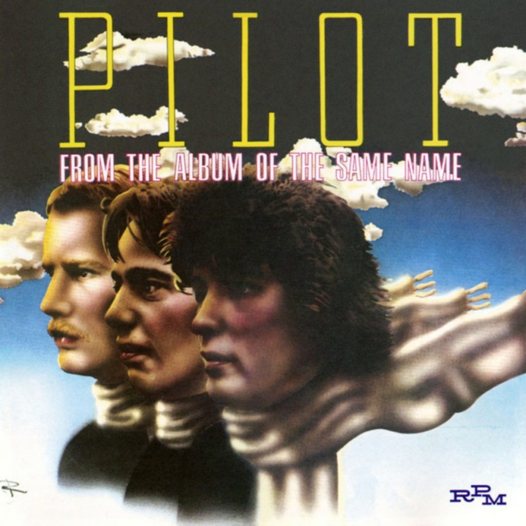 Pilot - SpotifyThrowbacks.com