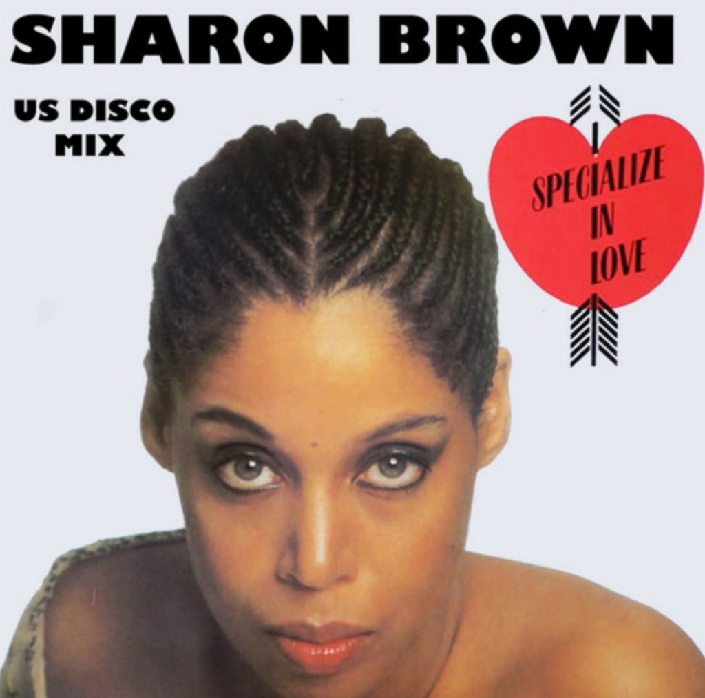 Sharon Brown - SpotifyThrowbacks.com