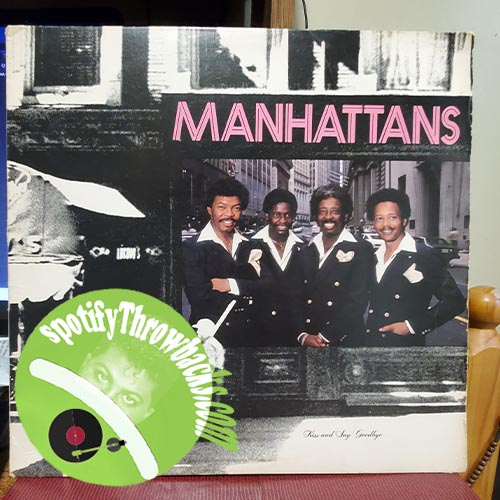 The Manhattans - SpotifyThrowbacks.com