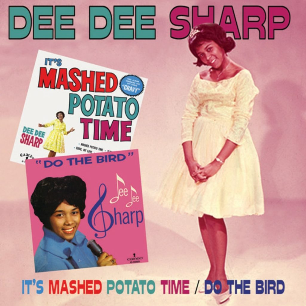Dee Dee Sharp - SpotifyThrowbacks.com