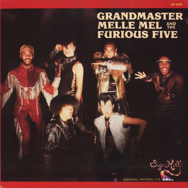 Grandmaster Melle Mel and the Furious Five - SpotifyThrowbacks.com