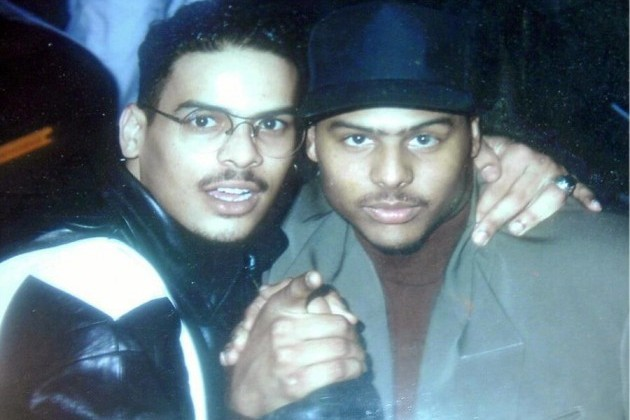 Christopher Williams and Al B. Sure - SpotifyThrowbacks.com