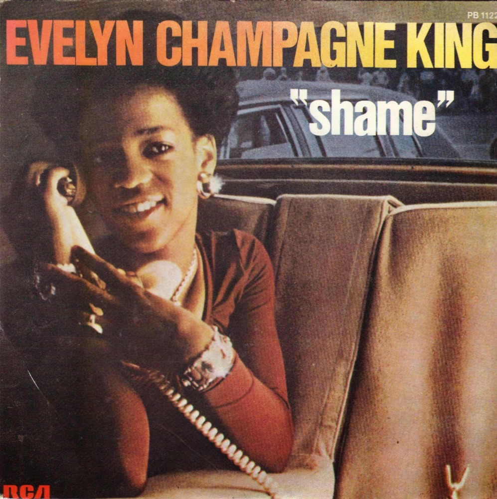 Evelyn Champagne King - SpotifyThrowbacks.com