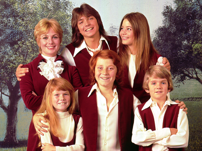 The Partridge Family - SpotifyThrowbacks.com